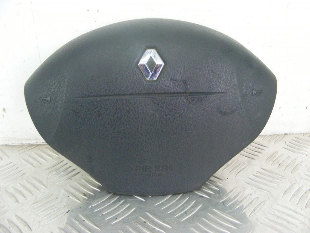 Подушка безопасности водителя Renault Kangoo 1 (1997-2007) 7700429758