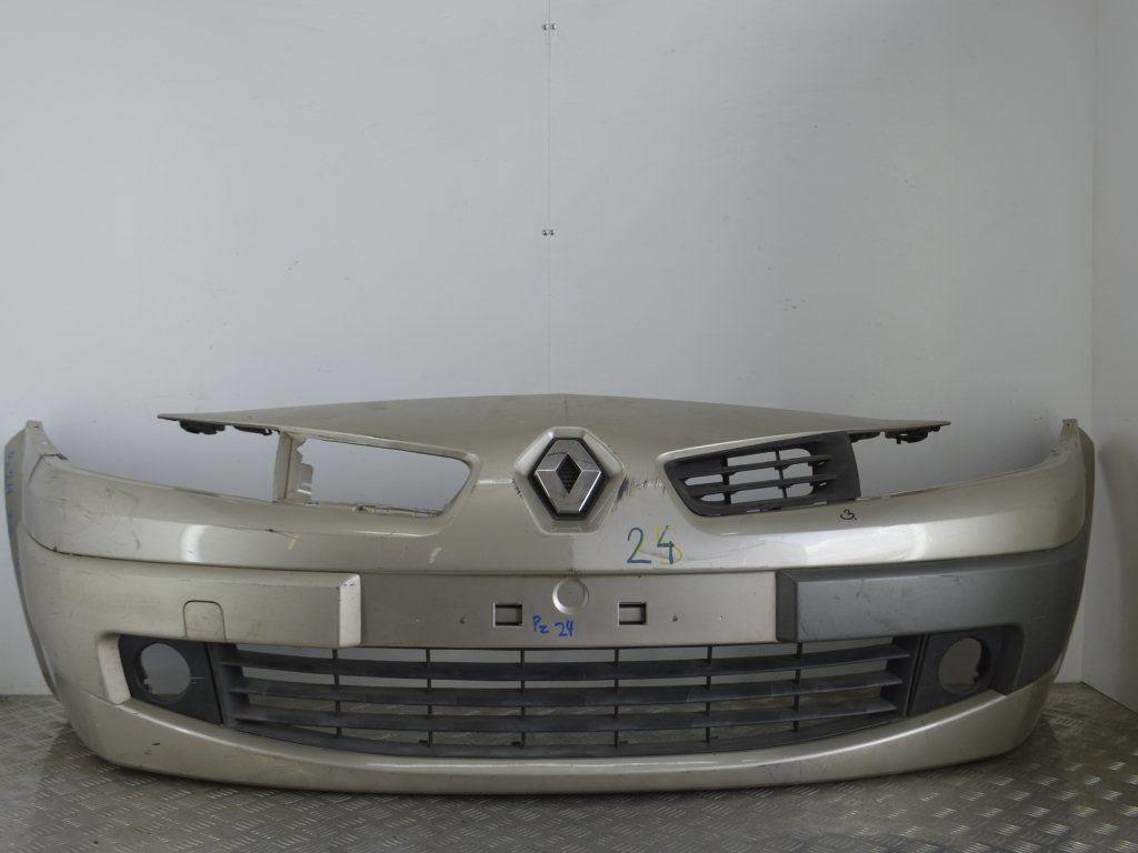 Бампер передний Renault Megane 2 (2002-2008)