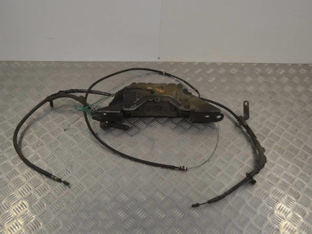 Электроручник Renault Laguna 2 (2001-2007)