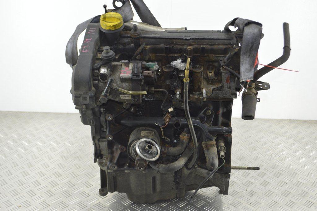 Двигатель Renault Megane 2 (2002-2008) K9K