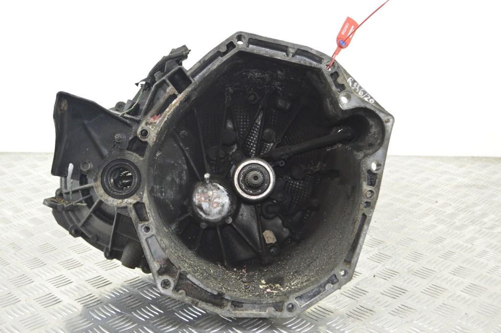 КПП механическая (МКПП) Renault Laguna 3 (2007-2015) TL4 B013