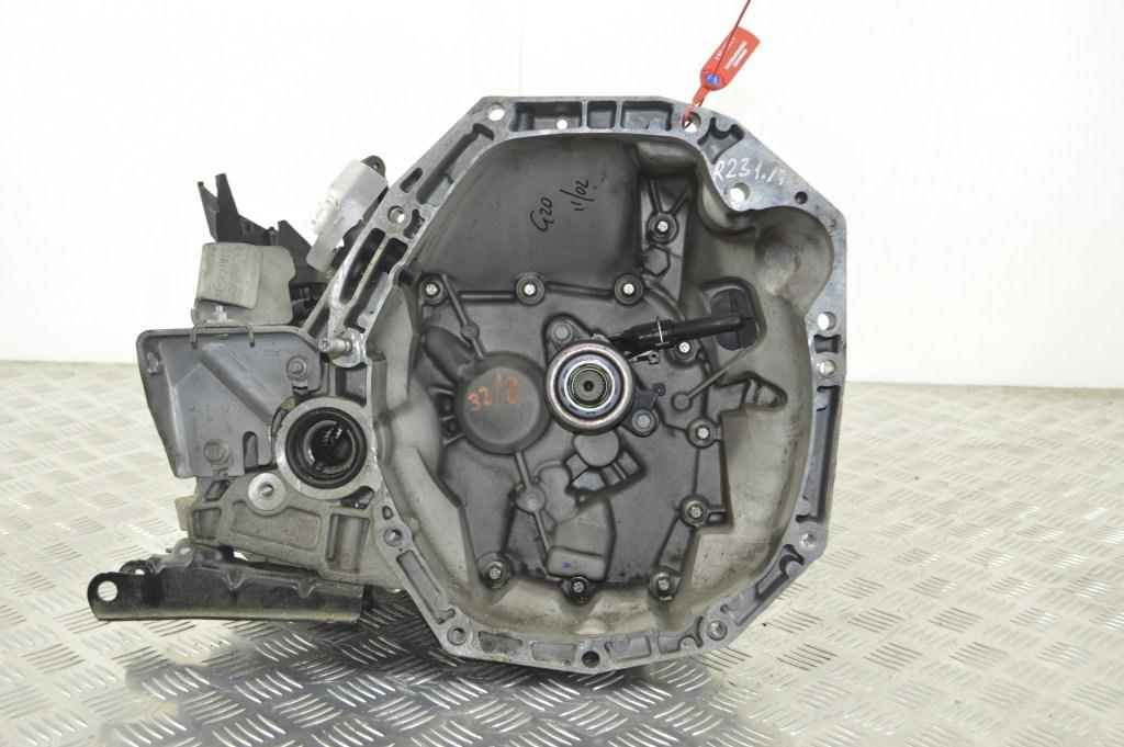 КПП механическая (МКПП) Renault Sandero 1 (2009-2014) JR5 368