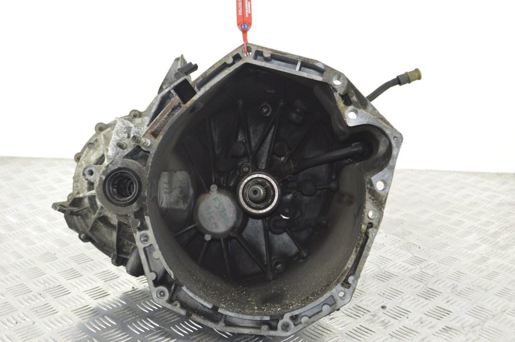 КПП механическая (МКПП) Renault Megane 2 (2002-2008) TL4 A001