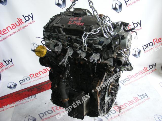 Двигатель Laguna 3 (2007-н.в.)