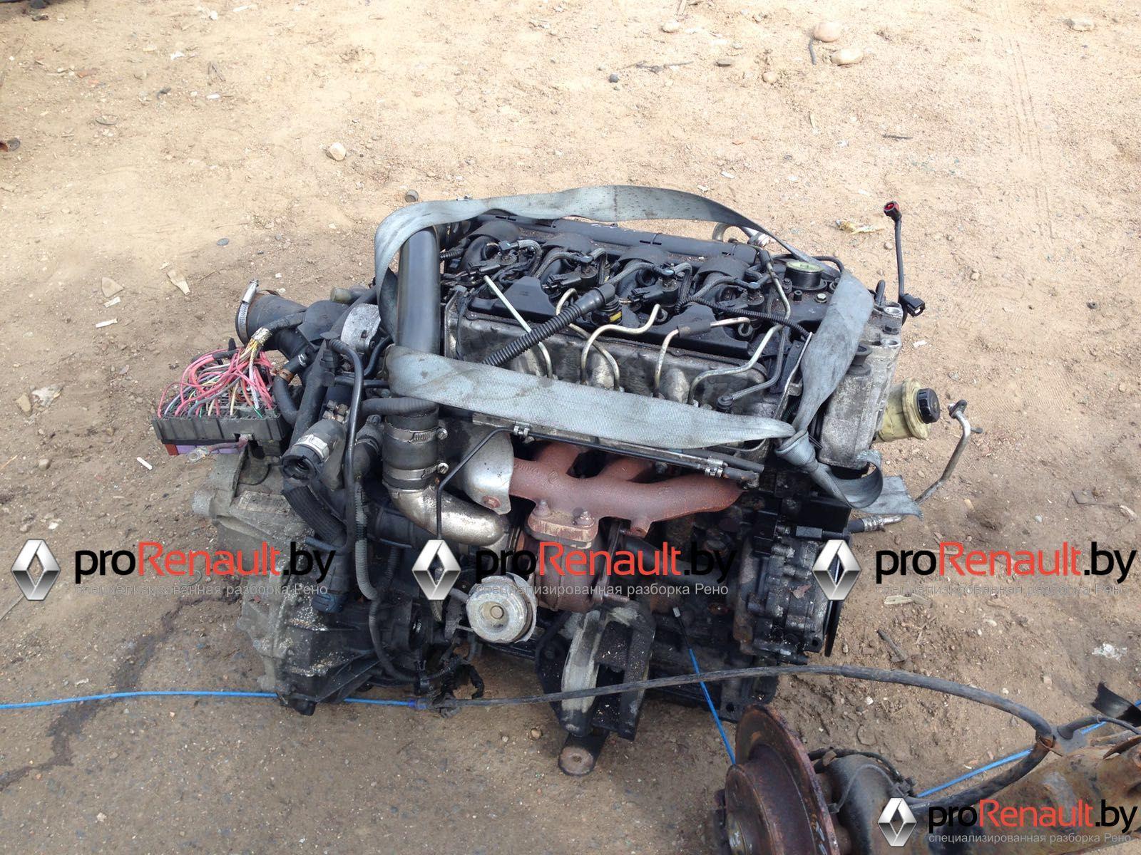 Двигатель Espace 4 (2003-2010)