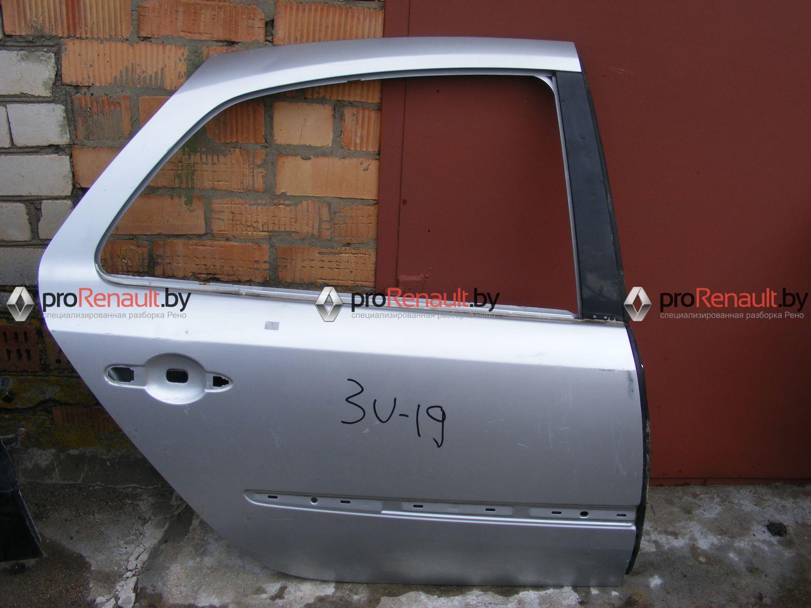 Дверь задняя правая Laguna 2 (2001-2007)