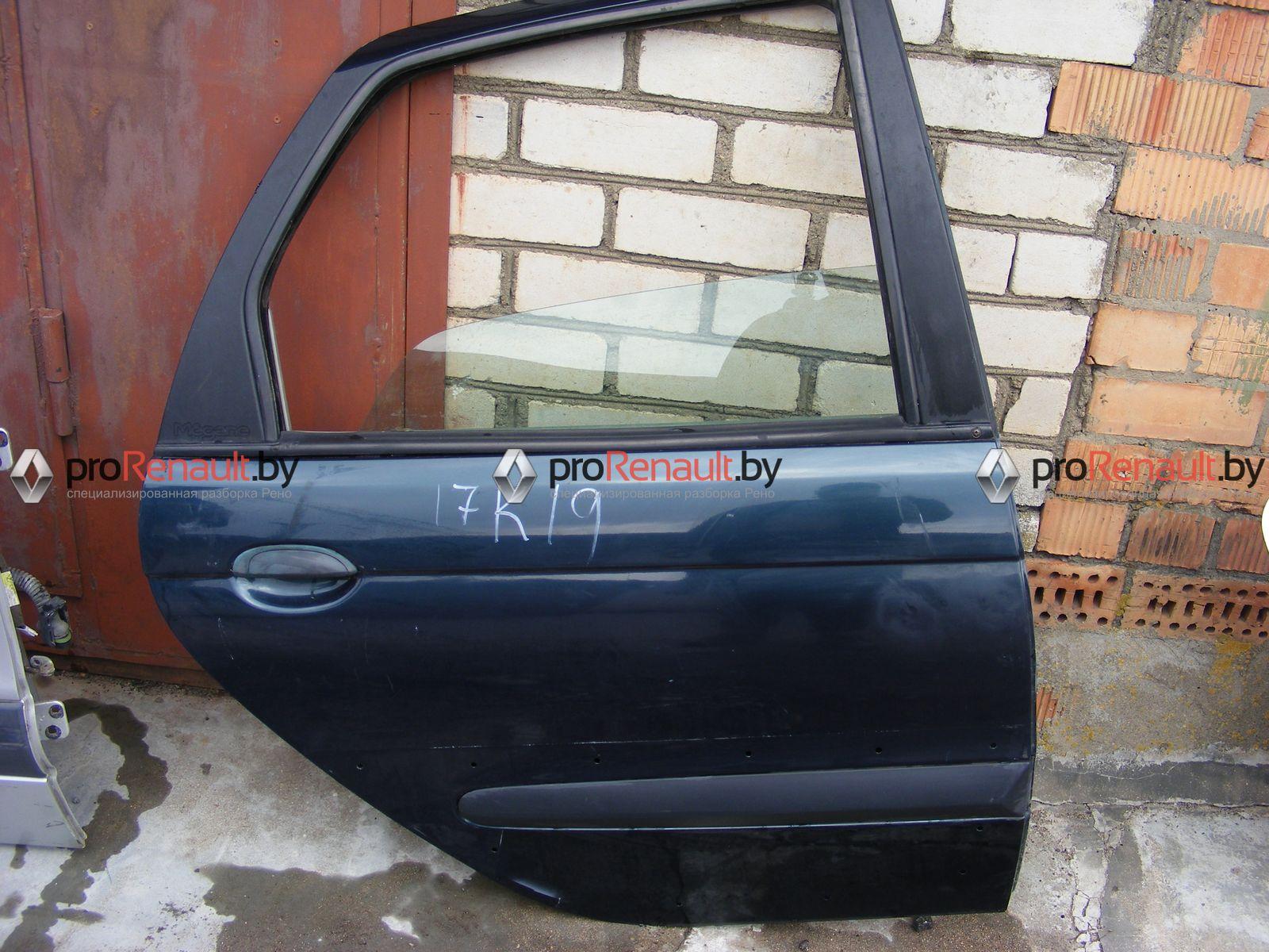 Дверь задняя правая RX4 (1999-2003)