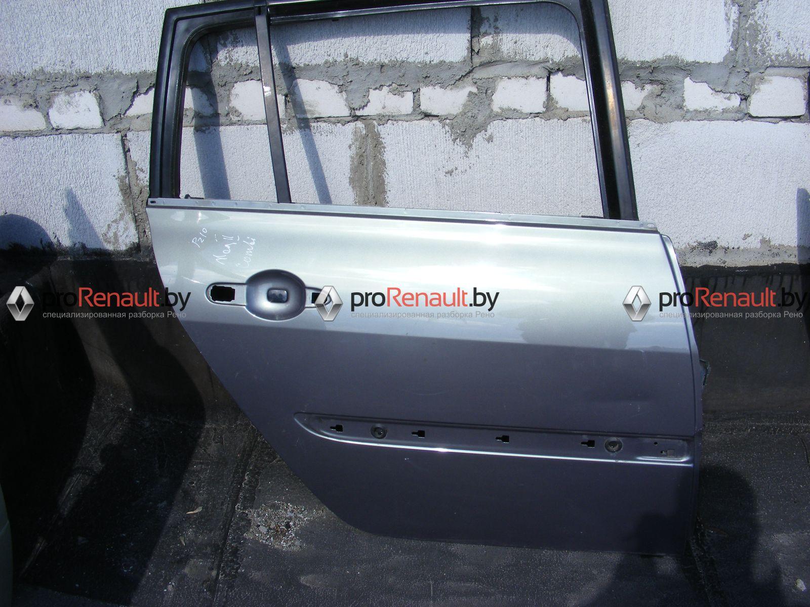 Дверь задняя правая Megane 2 (2002-2008)