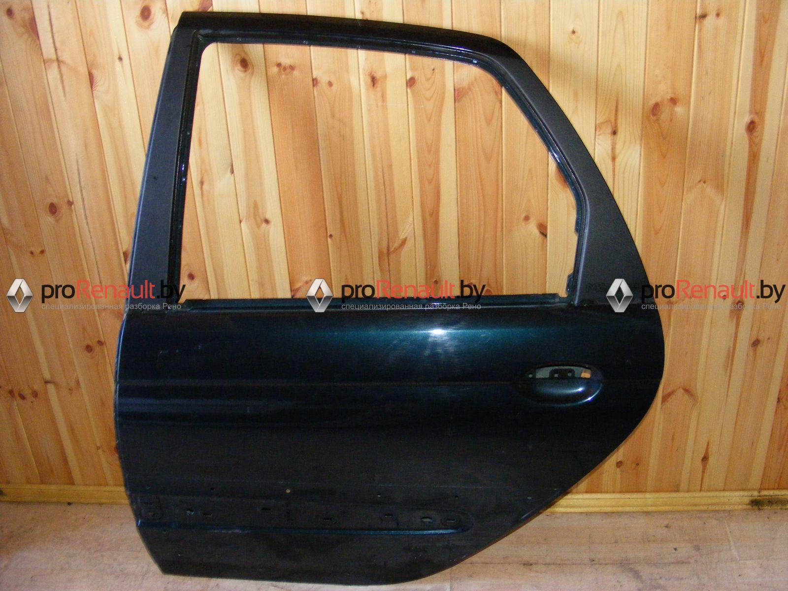 Дверь задняя левая RX4 (1999-2003)