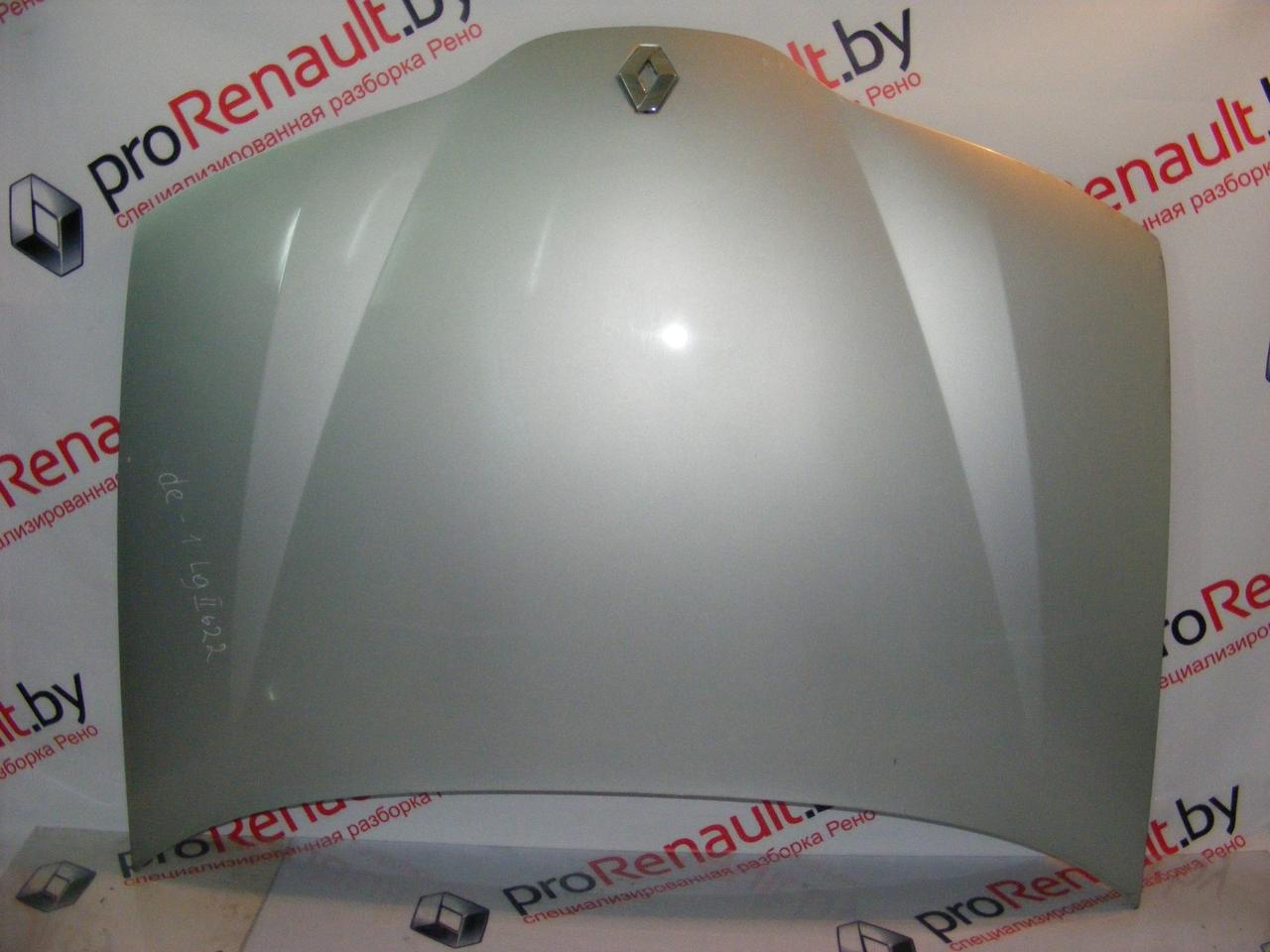 Капот Рено Лагуна 2