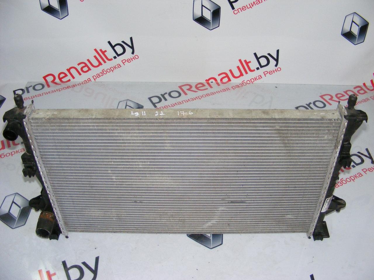 Радиатор (основной) Рено Лагуна 2