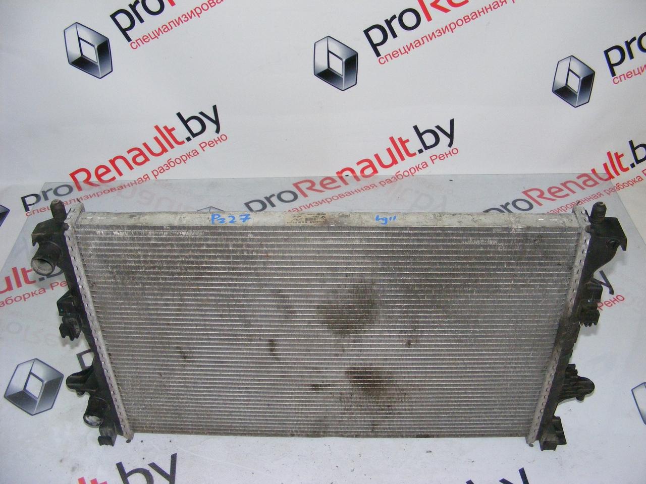 Радиатор (основной) Рено Лагуна 2 рестайлинг