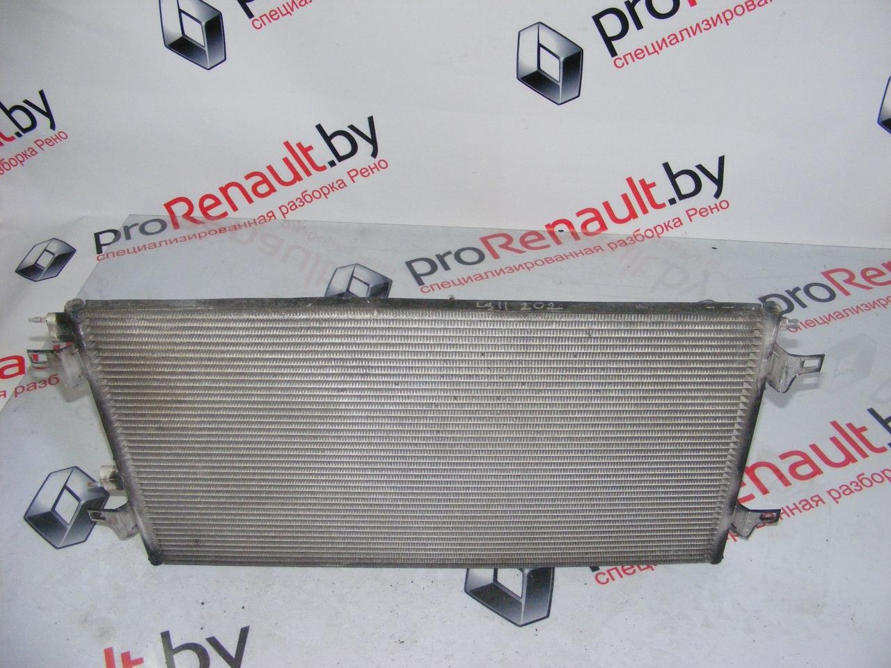 Радиатор кондиционера Laguna 2 (2001-2007)