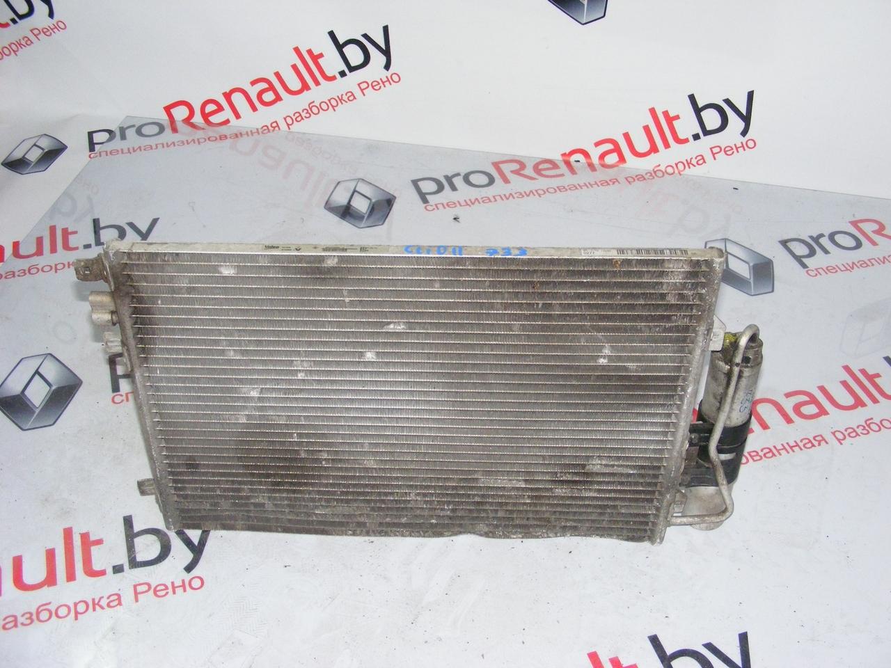 Радиатор кондиционера Clio 2 (1998-2008)