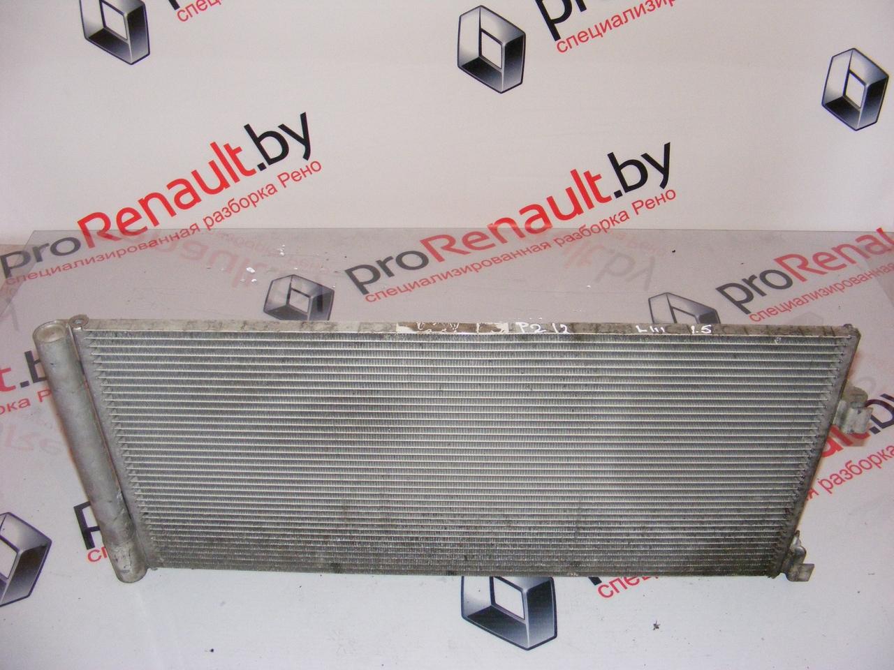 Радиатор кондиционера Laguna 3 (2007-н.в.)