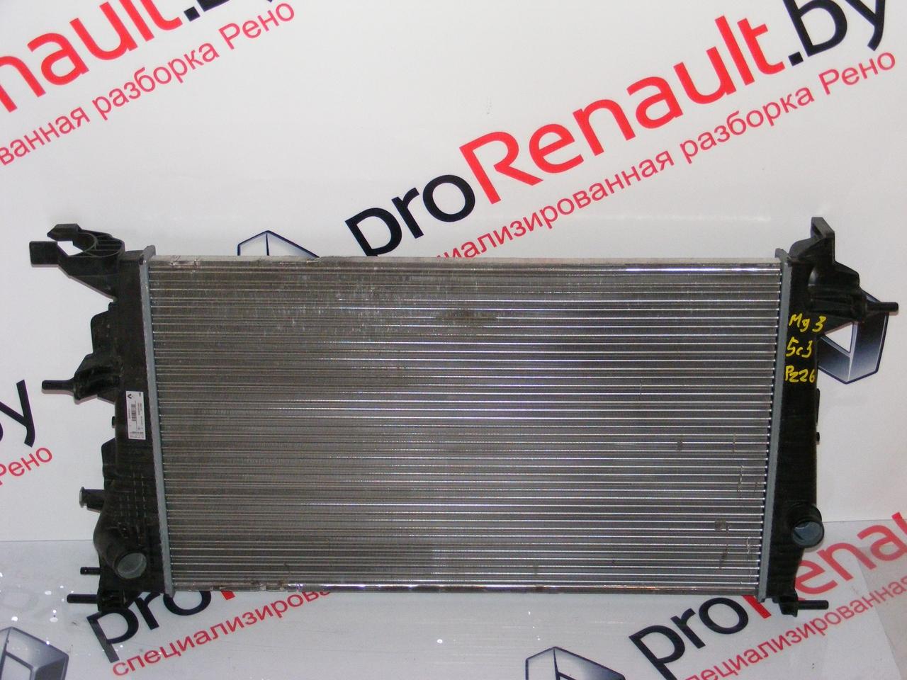 Радиатор (основной) Рено Меган 3