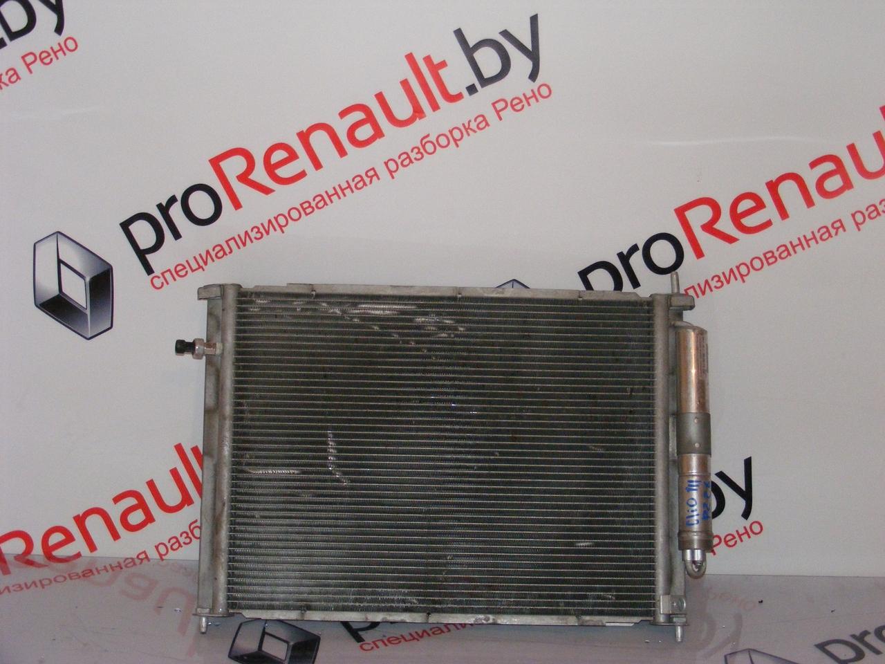 Радиатор (основной) Рено Клио 3