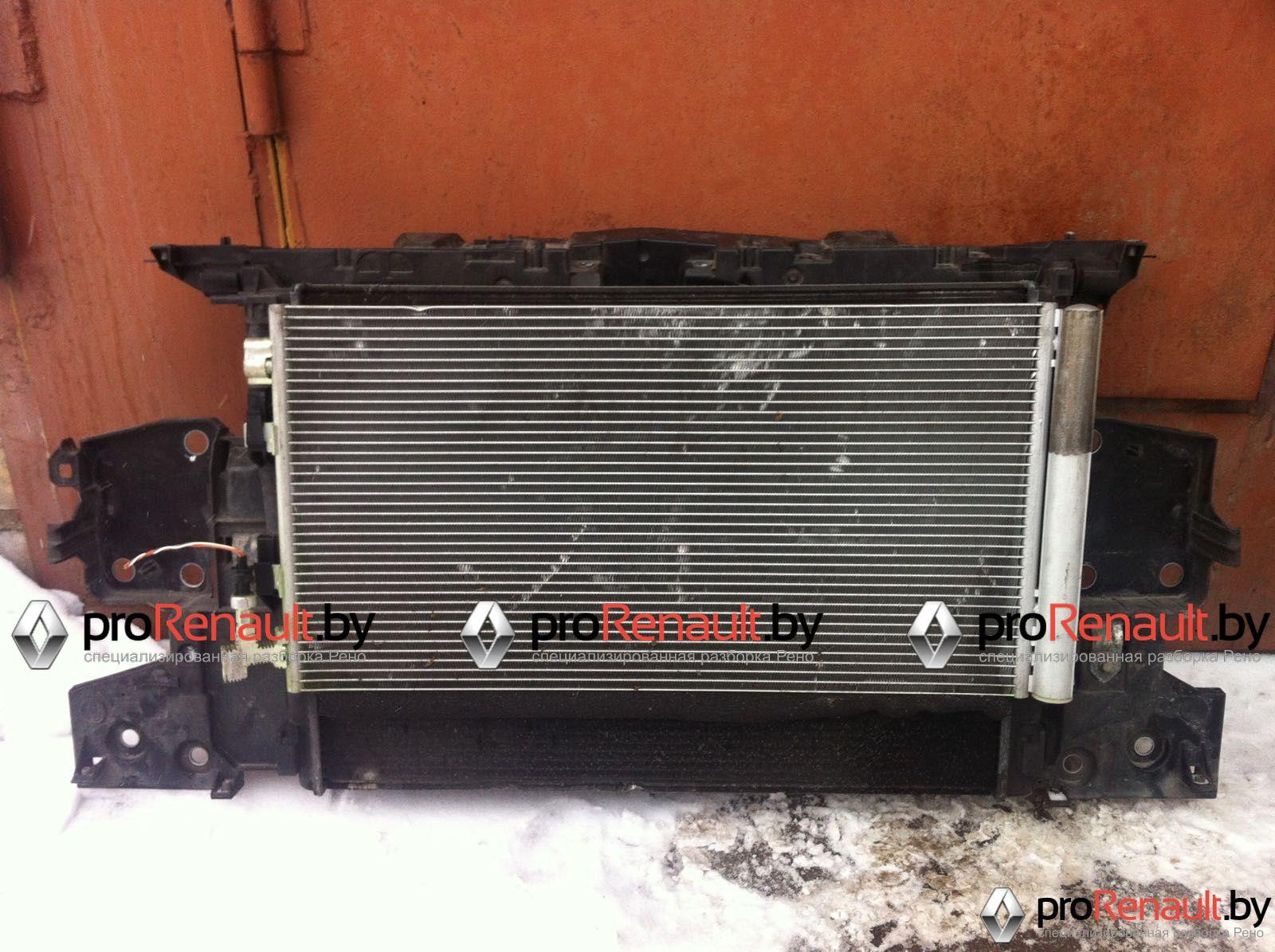 Кассета радиаторов в сборе Рено Меган 3