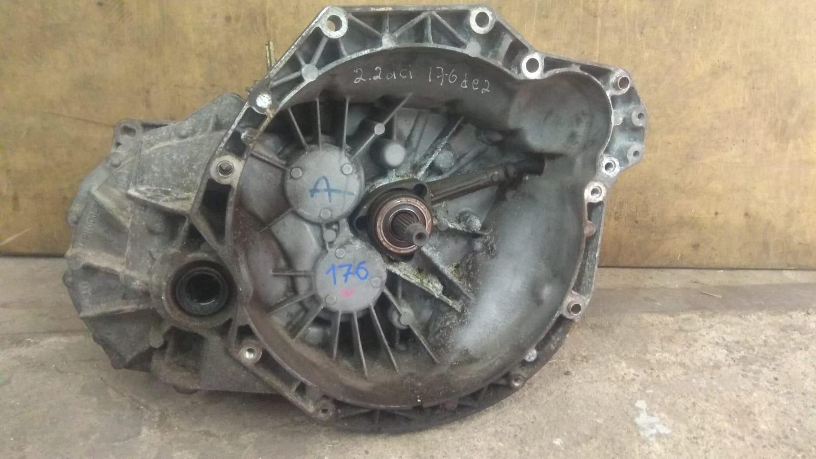 КПП механическая МКПП Laguna 2 (2001-2007) 8200065323
