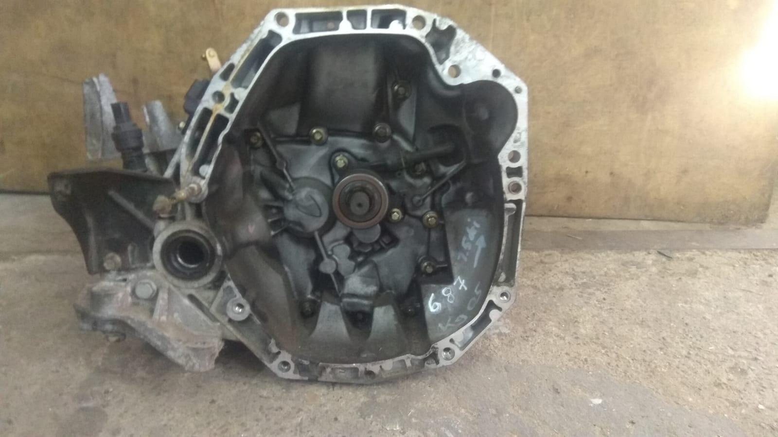 КПП механическая МКПП Kangoo 1 (1997-2009)