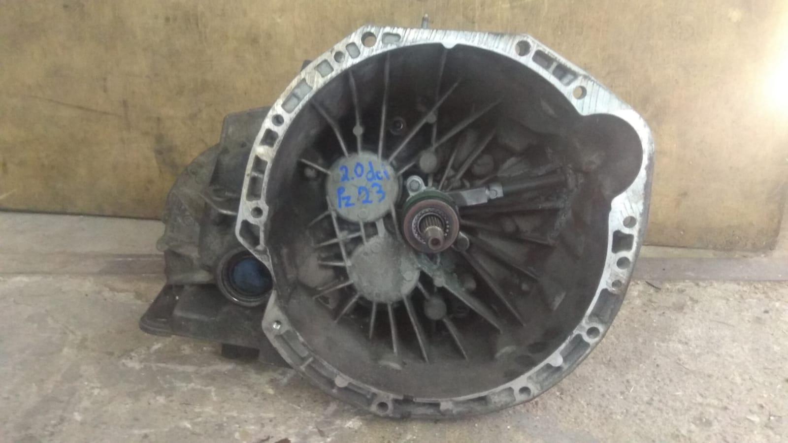 КПП механическая МКПП Espace 4 (2003-2010) 8200595199